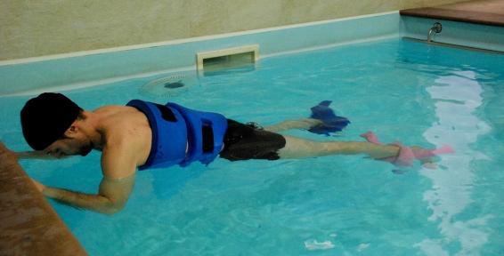Hidroterapia indivual