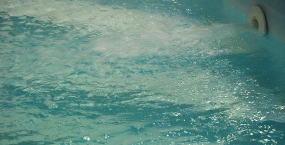 Temperatura del agua a 30º