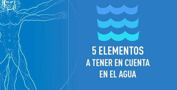 5 Beneficios en el agua